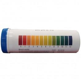 ИНДИКАТОРНА ХАРТИЯ pH 0-12, 100 БР
